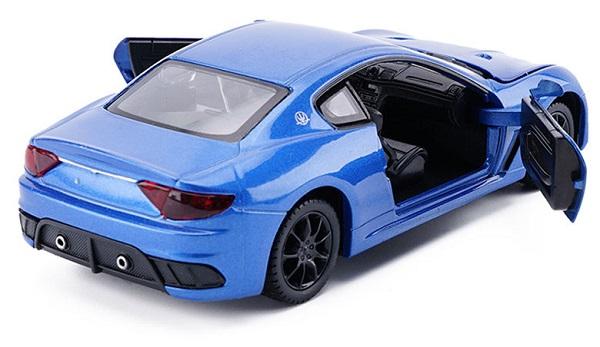 โมเดลรถเหล็ก โมเดลรถยนต์ Maserati