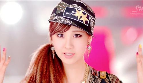 ซอฮยอน (Seohyun) สมาชิกวง Girls' Generation (SNSD)
