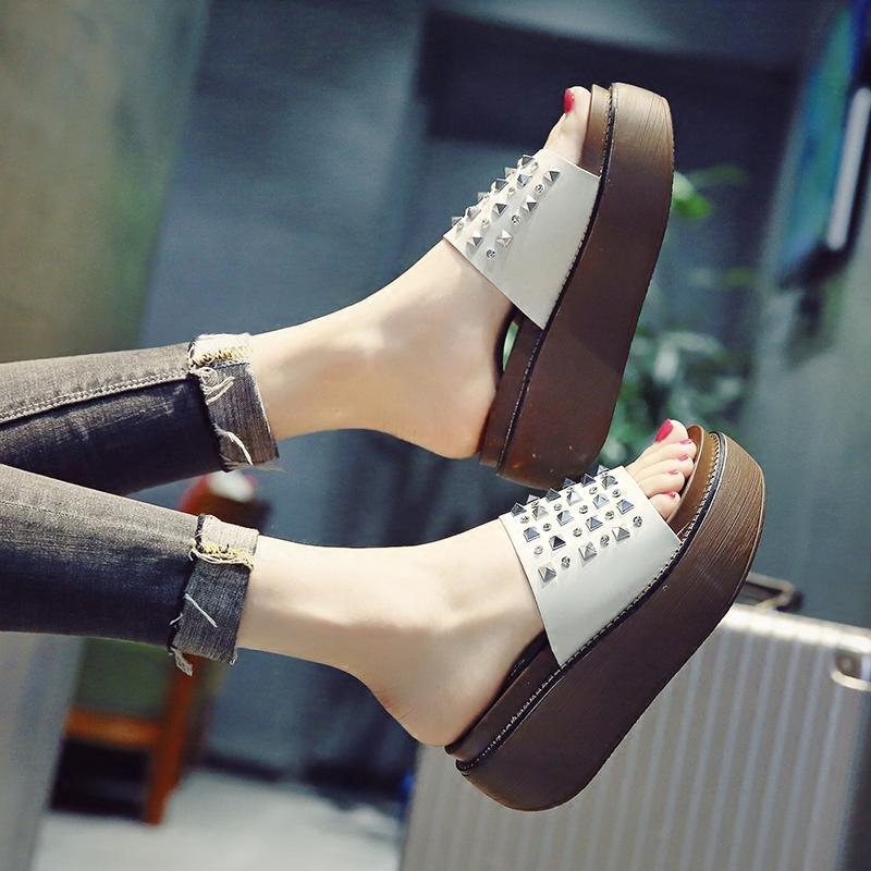รองเท้าแฟชั่น รองเท้าแตะ รองเท้ามัฟฟิน รองเท้าแฟชั่นนำเข้า
