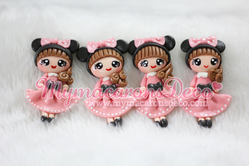 Doll A3 ( Minnie Mouse Girl )