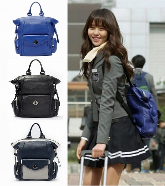 Preorder กระเป๋าเป้ Folly backpack จากเรื่อง Who Are You School 2015