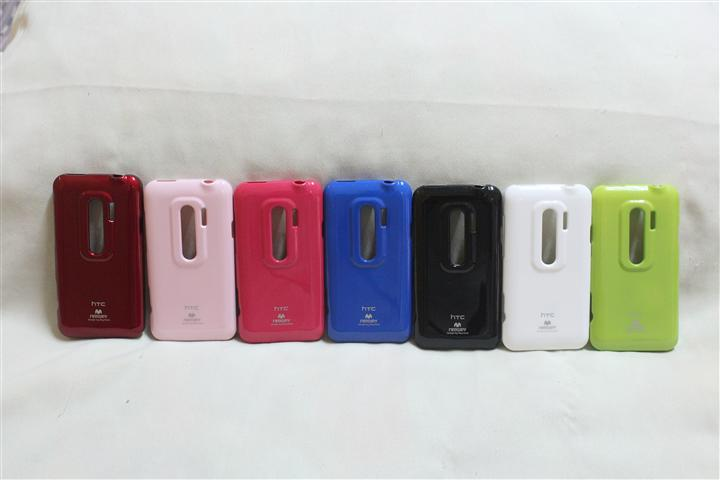 Case Mercury Jelly Pearl for HTC EVO 3D