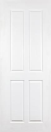 ประตู upvc polywood pn-005 ขนาด 80x200
