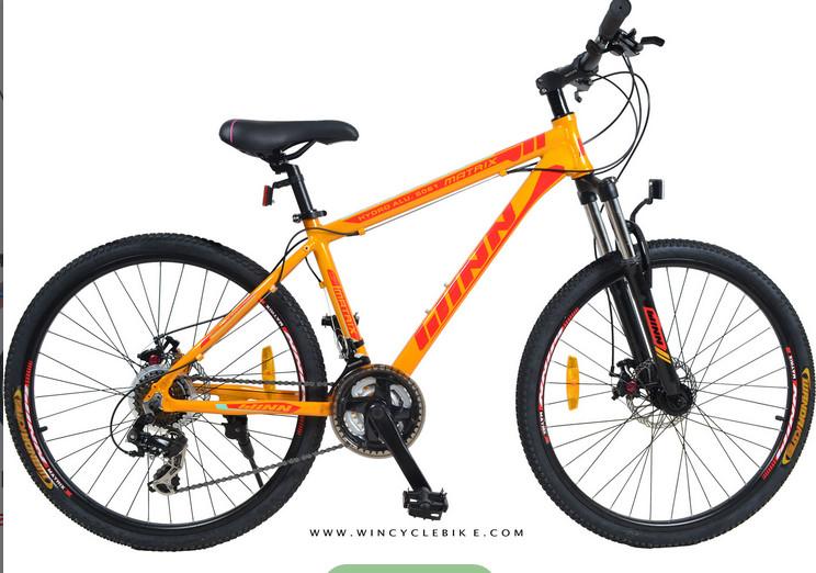 """WINN MTB (MATRIX) จักรยานเสือภูเขาล้อ26"""""""