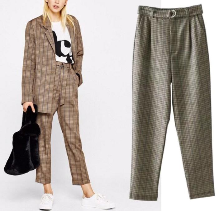 กางเกงขายาวแฟชั่นแบรนด์