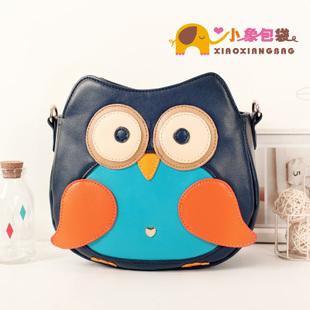 """""""พร้อมส่ง""""กระเป๋าแฟชั่นXiaoxiang กระเป๋าสะพายรูปนกฮูก น่ารักมากค่ะ"""