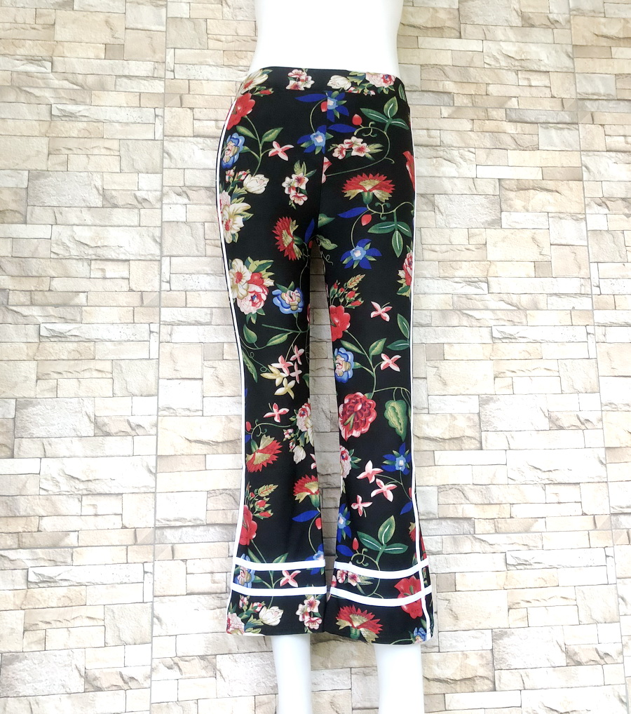 ส่ง:กางเกงขาม้าใส่สบายผ้าสวยเนื้อนิ่มแต่งเส้นแถบ2ข้าง/เอวยืด27-40
