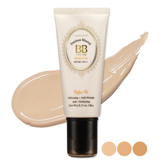 Etude Precious Mineral BB Cream Perfect Fit SPF30/PA