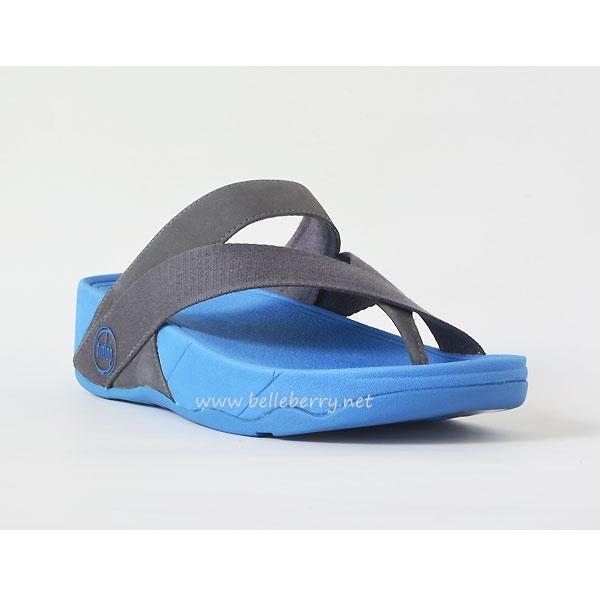 **พร้อมส่ง** FitFlop Sling Sport Smoky Grey : Size US 7 / EU 38
