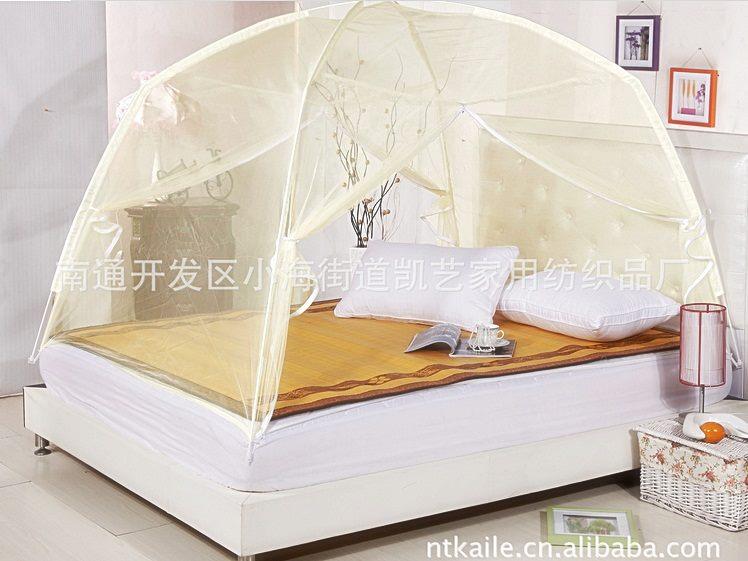 มุ้งผู้ใหญ่ เท่ากับขนาดที่นอน 6 ฟุต มุ้งเต็นท์ ทรงโดม ขนาด 6 ฟุต 180×200×170ซม.