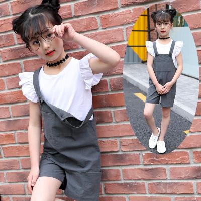 hh37 เสื้อ+กางเกง เด็กโต size 140-160 3 ตัวต่อแพ็ค