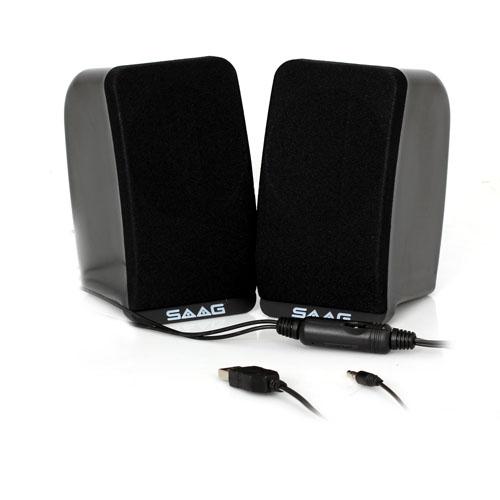 (2.0) SAAG (Micro 2.0) Black