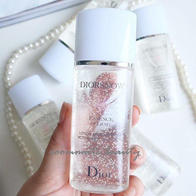 Diorsnow Essence Of Light Brightening Light Activating Micro Infused Lotion 50ml.