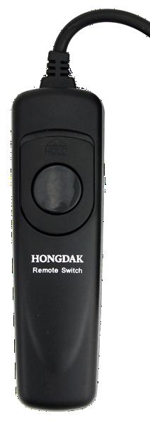 Wired Remote สายลั่นชัตเตอร์ Canon Nikon Sony Olympus