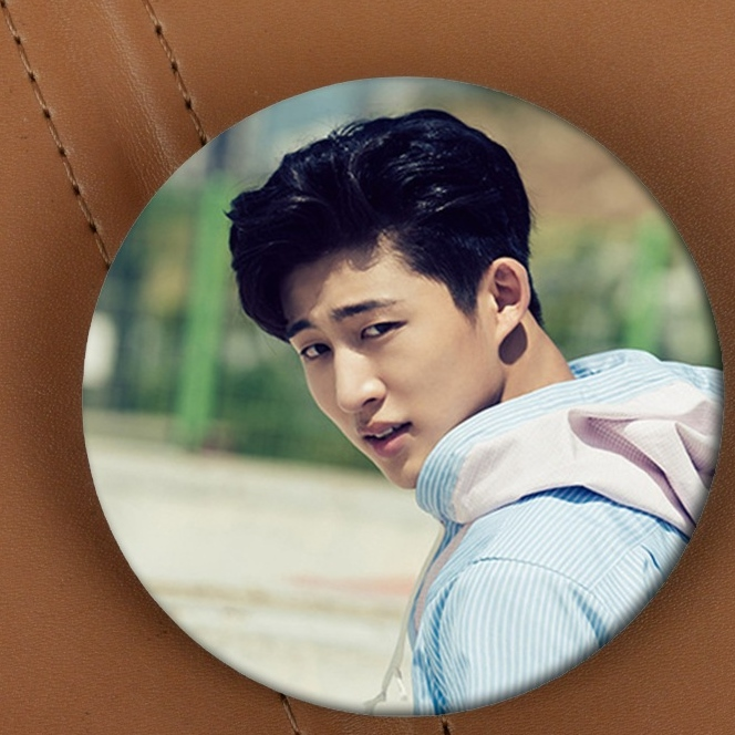 เข็มกลัด iKON - คิม ฮันบิน