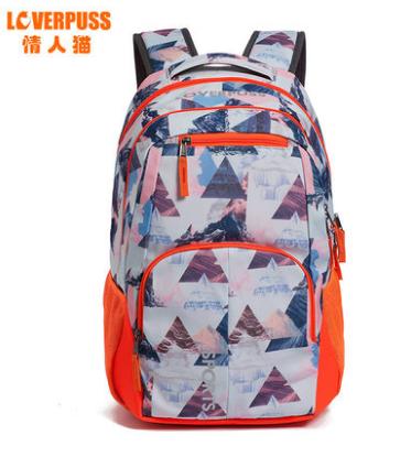พรีออเดอร์!!! LOVERPUSS กระเป๋าเป้สะพายหลัง รุ่น LP6021-17