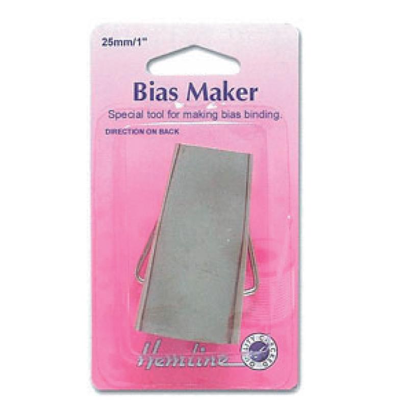 "Bias Tape Maker: Large 25mm(1"")"