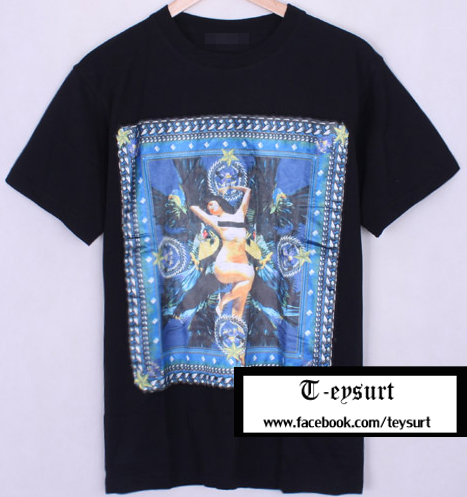 เสื้อGivenchy Pin-up girl-ฺBlack Best Mirror