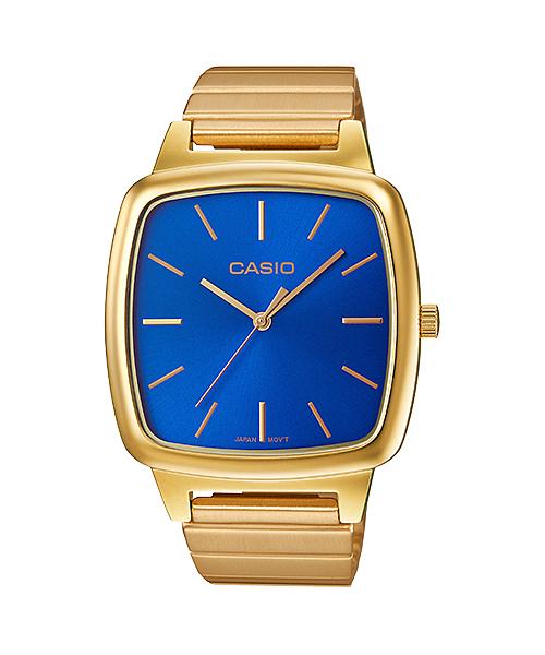 นาฬิกา ข้อมือผู้หญิง casio ของแท้ LTP-E117G-2ADF CASIO นาฬิกา ราคาถูก ไม่เกิน สามพัน