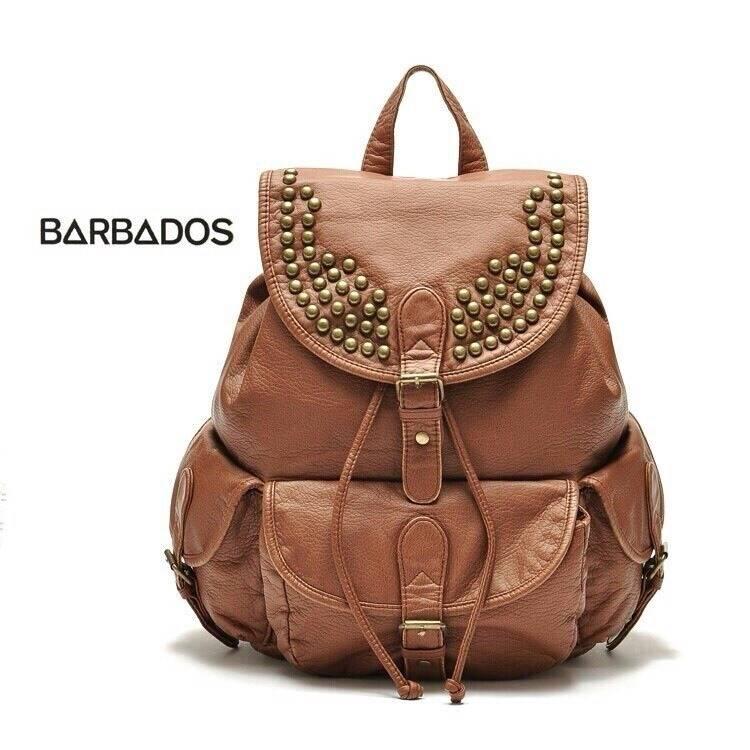 กระเป๋าแบรนด์ Barbados แบรนด์ดังยุโรป ของแท้ 100%