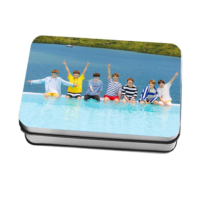LOMO CARD +กล่องเหล็ก BTS 2017 Summer Package