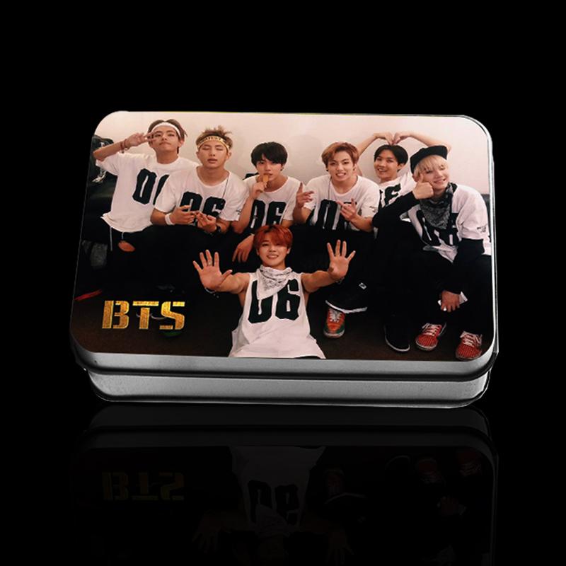โพราลอยด์ + กล่องเหล็ก BTS