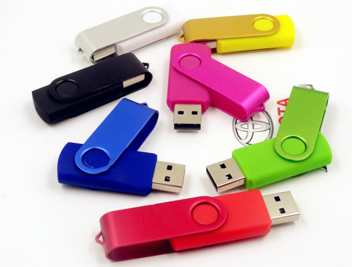 [อุปกรณ์เสริม] USB Flash Drive LOGO 4G