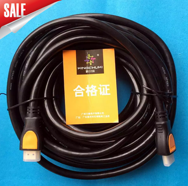 [อุปกรณ์เสริม] สาย HDMI cable version 2.0 4k ความยาว 1.5 เมตร