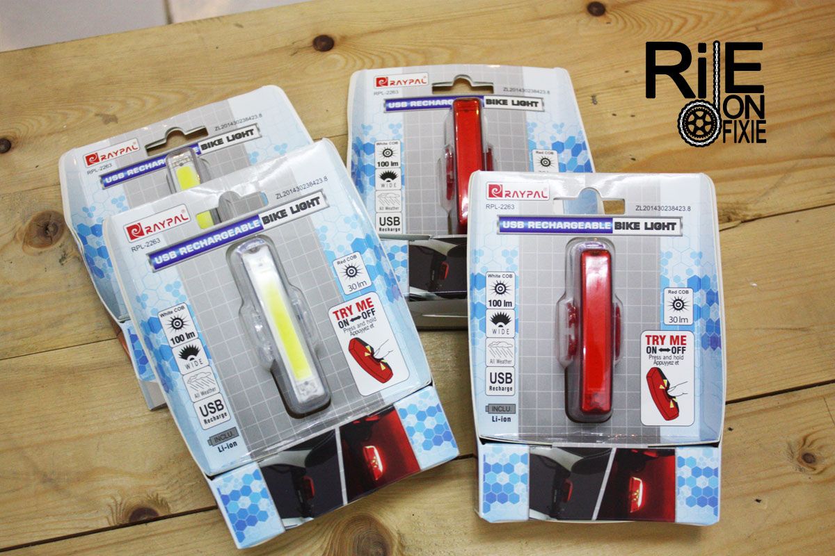 ไฟชาร์จ USB - RAYPAL รุ่น RPL-2263