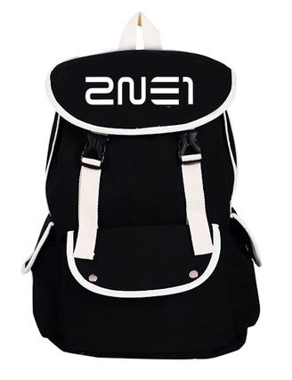 กระเป๋าเป้ 2ne1 สีดำ