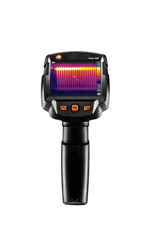 Thermal Imager (กล้องถ่ายภาพความร้อน) รุ่น Testo 865