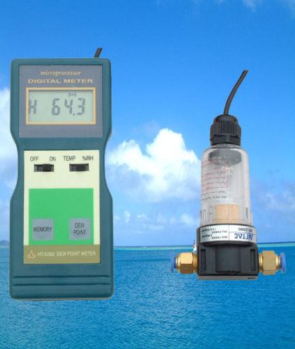 3in1 เครื่องวัดความชื้น อุณหภูมิ และจุดน้ำค้าง (HUMIDITY, DEW POINT AND TEMPERATURE METER) HT-6292
