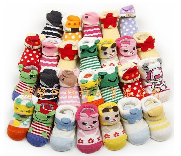 ถุงเท้าเด็กเล็ก size 10 cm.