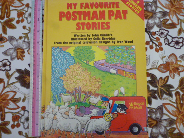 My Favourite Postman Pat Stories (6 Complete Stories)