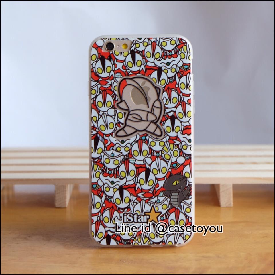 iStar Ultraman case สำหรับ iPhone 6/6S
