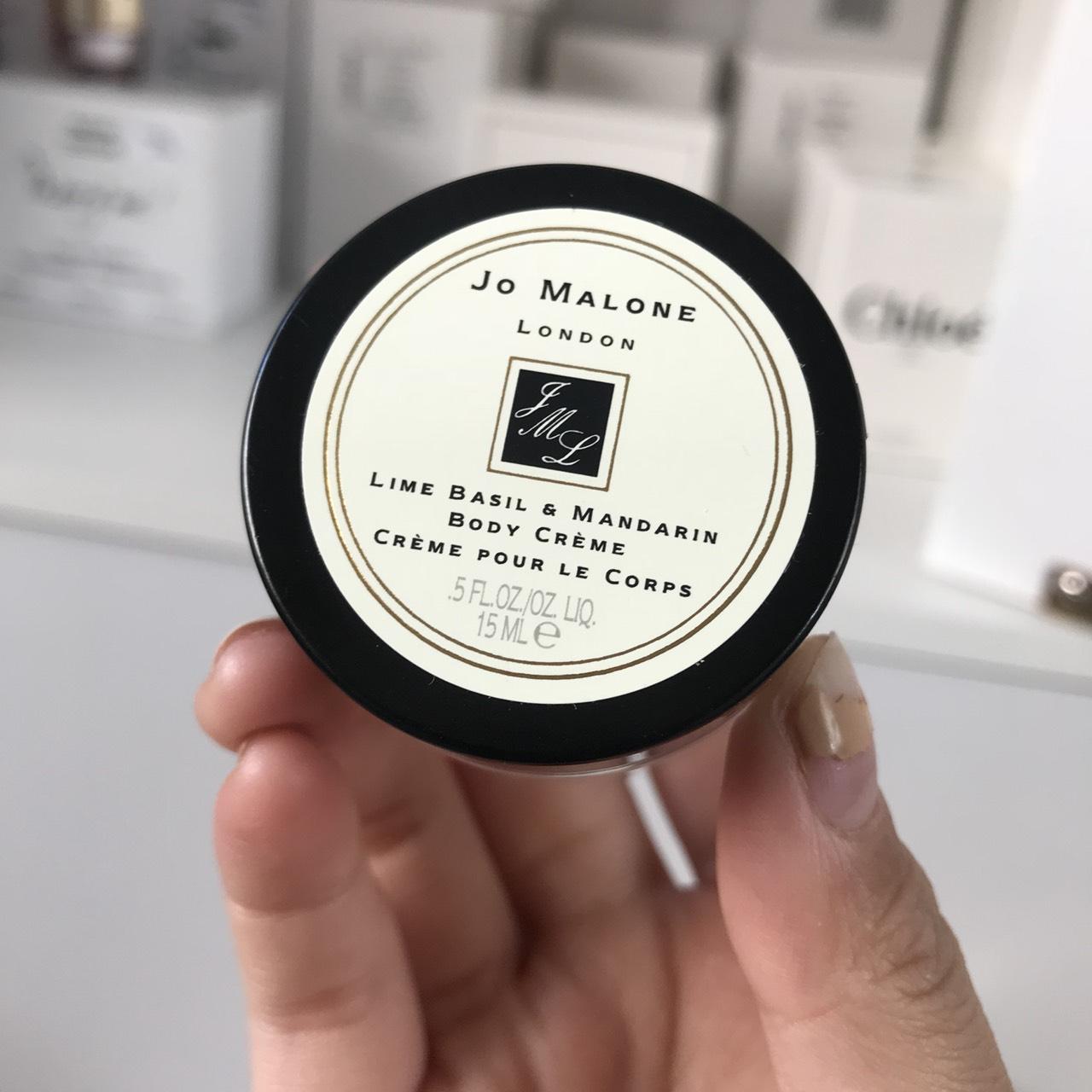 โลชั่น Jo Malone กลิ่น Lime Basil & Mandarin Cologne ขนาด 15ml.