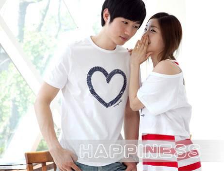 ชุดคู่รักแฟชั่นสไตล์เกาหลี ใส่ถ่ายพรีเวดดิ้งสวย ๆ