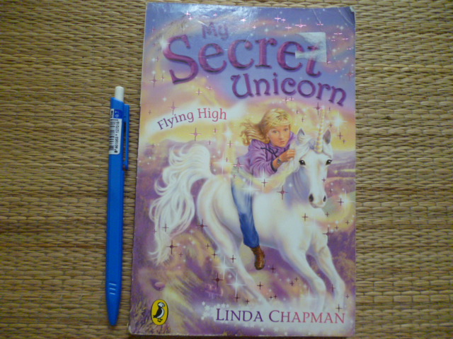 My Secret Unicorn 3: Flying High