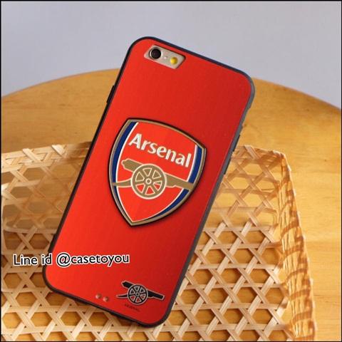 เคสฟุตบอลทีม Arsenal #03 iPhone 6/6S
