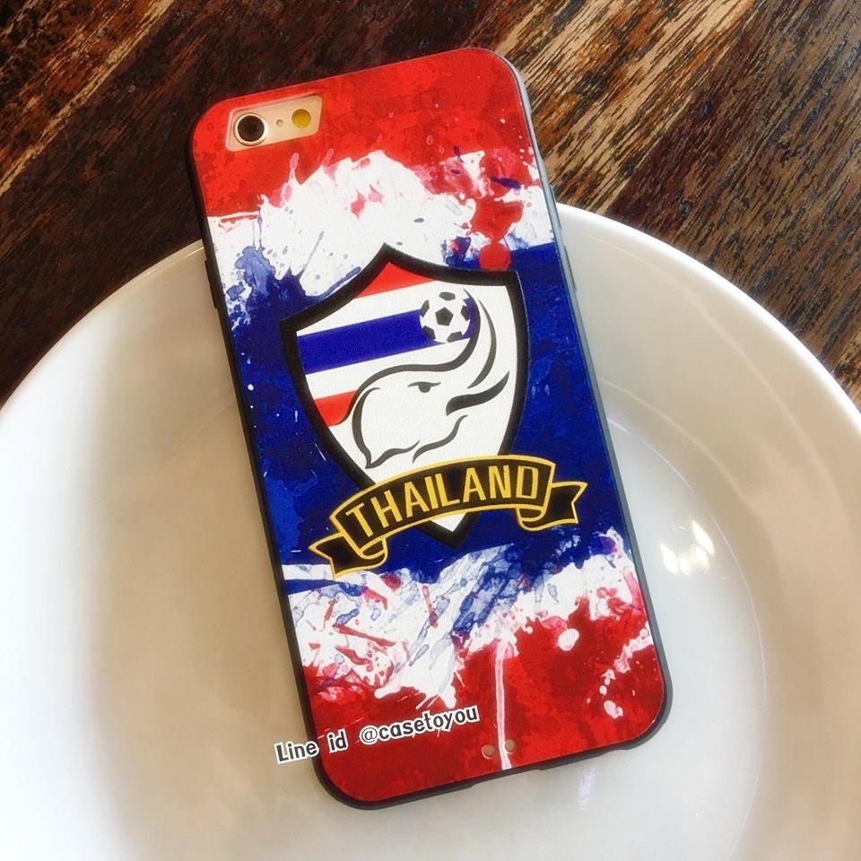 เคสฟุตบอลทีมไทย iPhone 6/6S