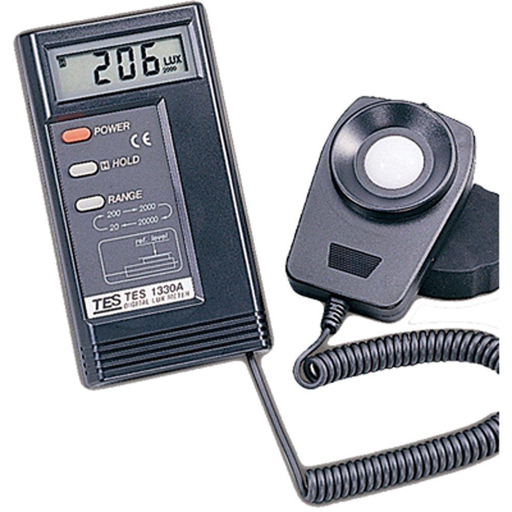 เครื่องวัดแสง lux meter Light Meter Illuminometer รุ่น TES-1330A 200000 lux ราคาถูก