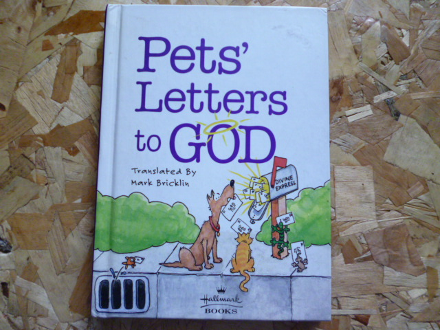 Pets' Letters to GOD