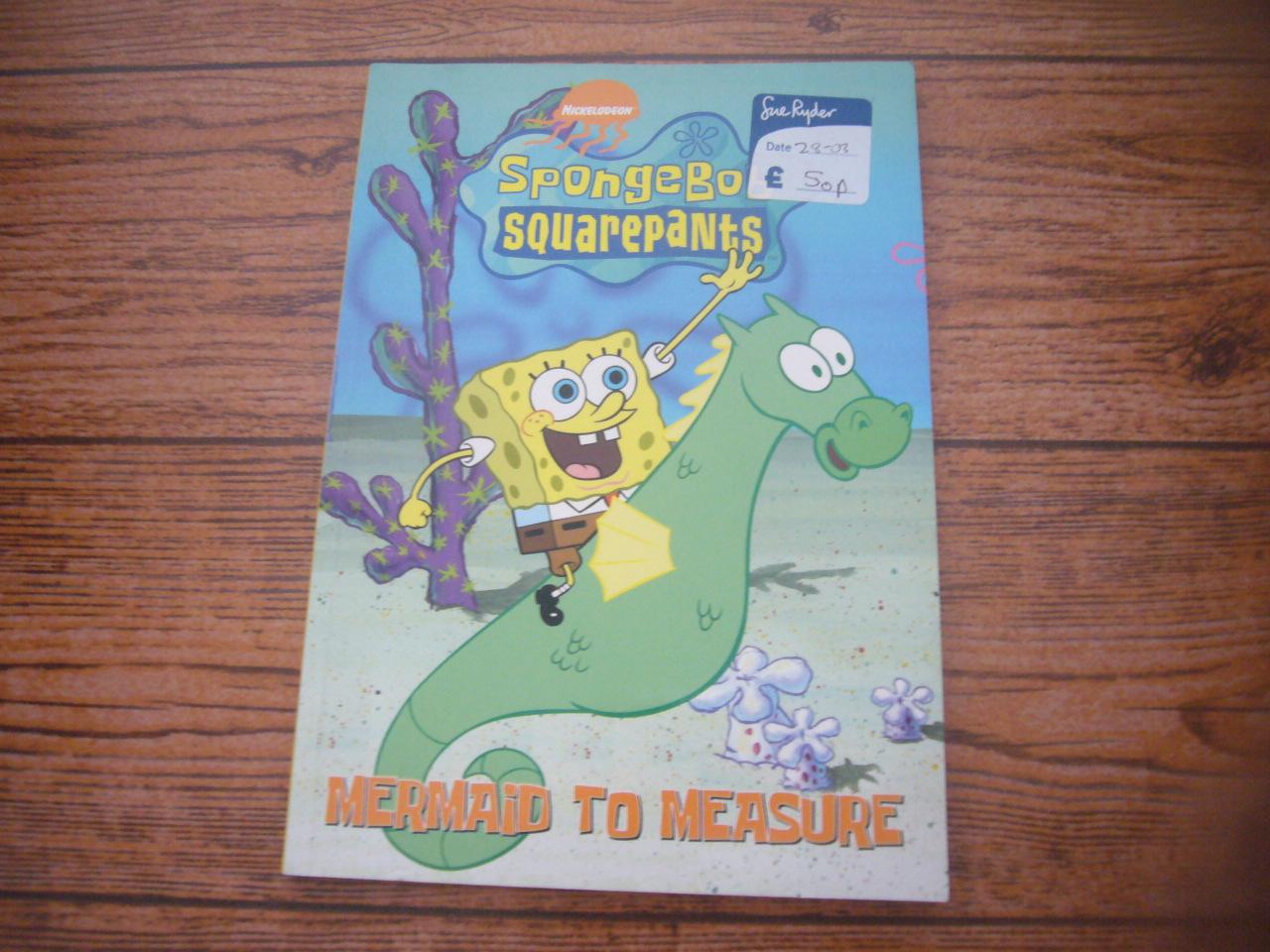 SpongeBobSquarepants: Mermaid to Measure