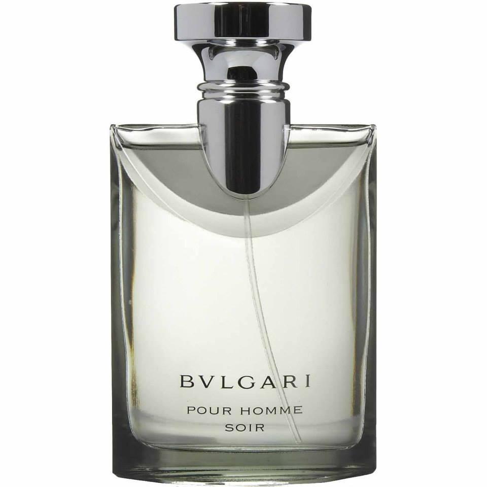 น้ำหอม Bvlgari Pour Homme Soir for Men EDT 100 ml. Nobox.