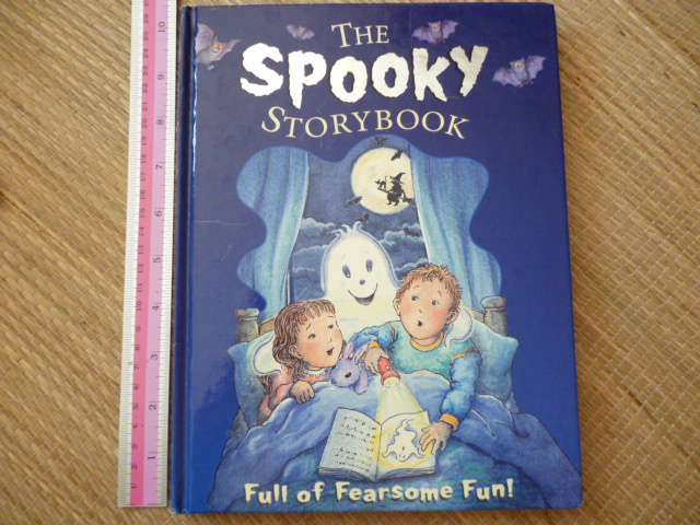The Spooky Storybook