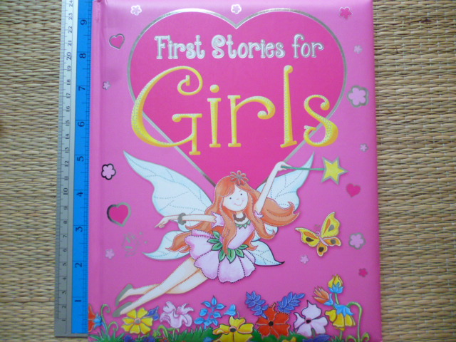 First Stories For GIRLS (ปกนวม)