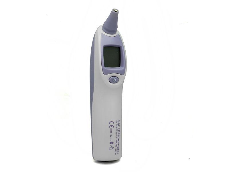 เครื่องวัดอุณหภูมิหูแบบอินฟราเรด (Ear Thermometer) ยี่ห้อ CEM รุ่น DT-886 ราคาถูก