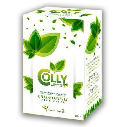 Colly Chlorophyll Plus Fiber คอลลี่ คลอโรฟิลล์ พลัส ไฟเบอร์
