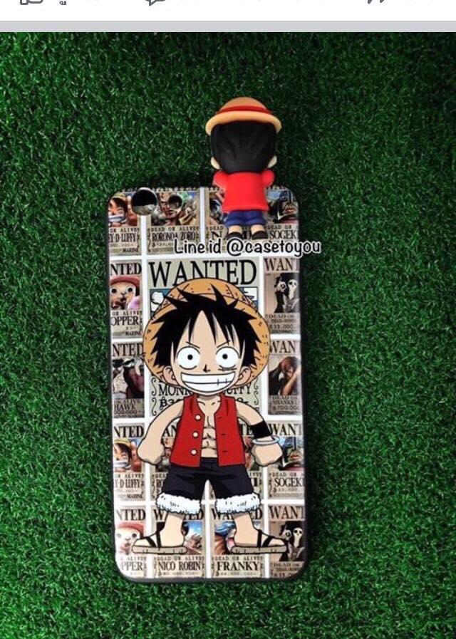 Luffy เกาะ iPhone 5/5S/SE