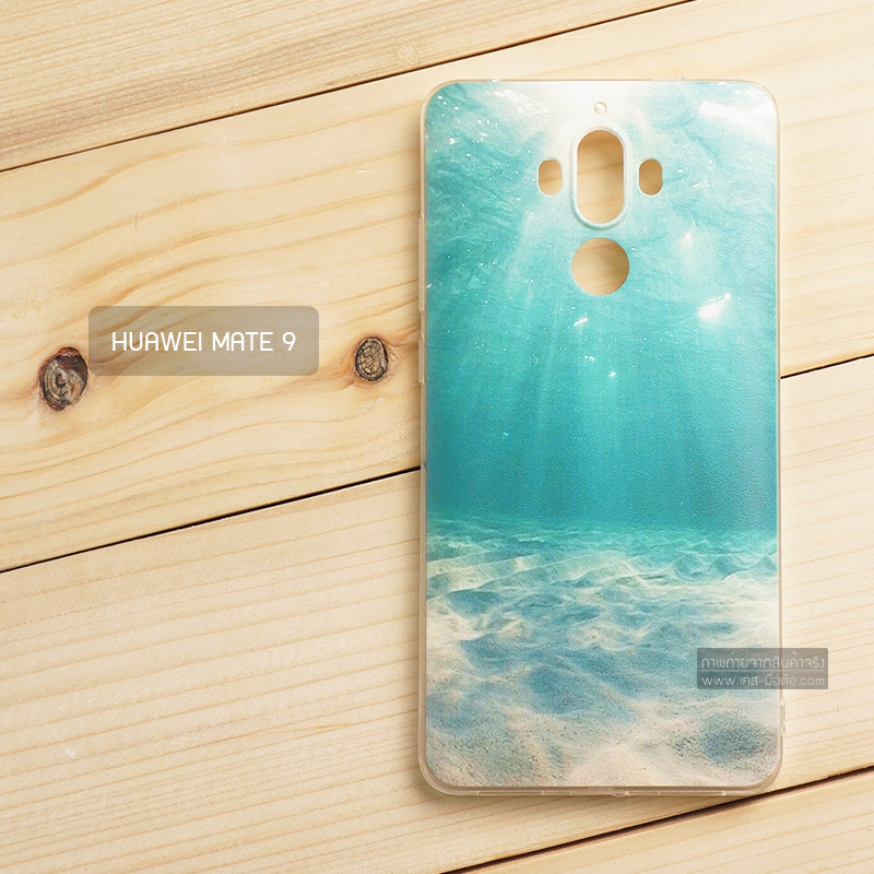 เคส Huawei Mate 9 เคสนิ่ม TPU พิมพ์ลาย แบบที่ 3